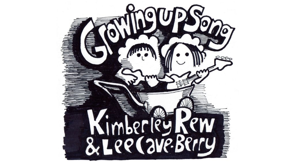 Growing Up Song pack shot image, from the album Purple Kittens