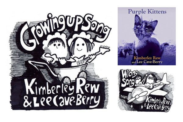 Growing Up Song, Wrong Song, Purple Kittens album